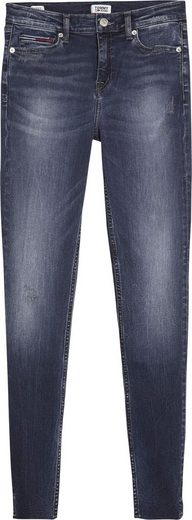 TOMMY JEANS Skinny-fit-Jeans »NORA MID RISE SKINNY ANKLE DLYDK«