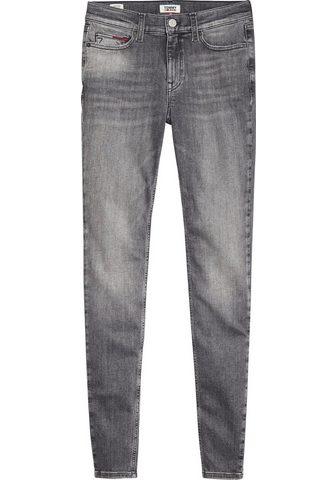 TOMMY джинсы джинсы »NORA MID RI...