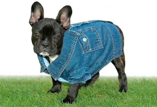 HEIM Hundemantel »Jeans-Overall«, versch. Größen