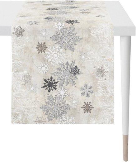 APELT Tischläufer »1505 Christmas Elegance« (1-tlg), Digitaldruck