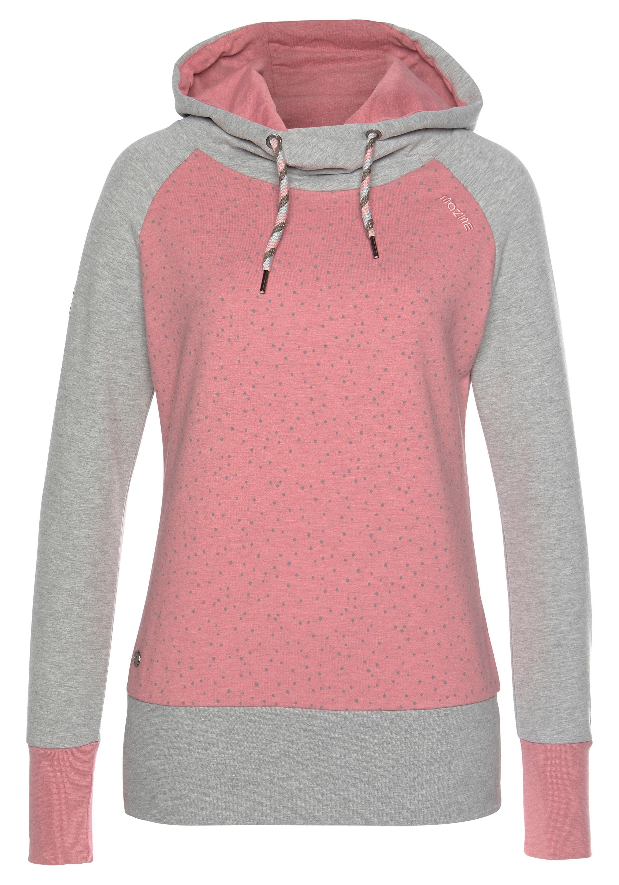 MAZINE Sweater »MARDIE« mit Allover Dots Druck | OTTO
