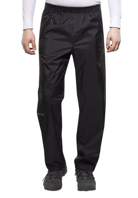 Marmot Outdoorhose »PreCip Full-Zip Pants Herren« | Bekleidung > Hosen > Outdoorhosen | Marmot