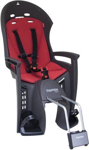 Hamax Kindersitz-System »Smiley Bike Seat with Lockable Bracket«