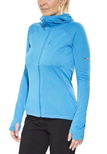 Berghaus Outdoorjacke »Smoulder Light Hooded Fleece Jacket Damen«