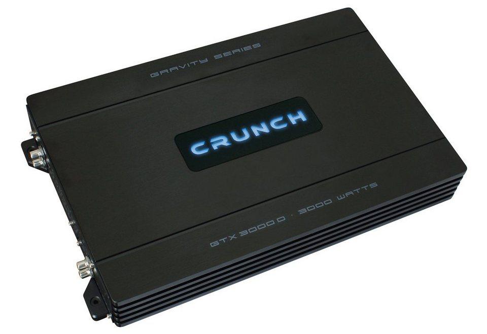 Monoblock, Crunch, »GTX3000D«