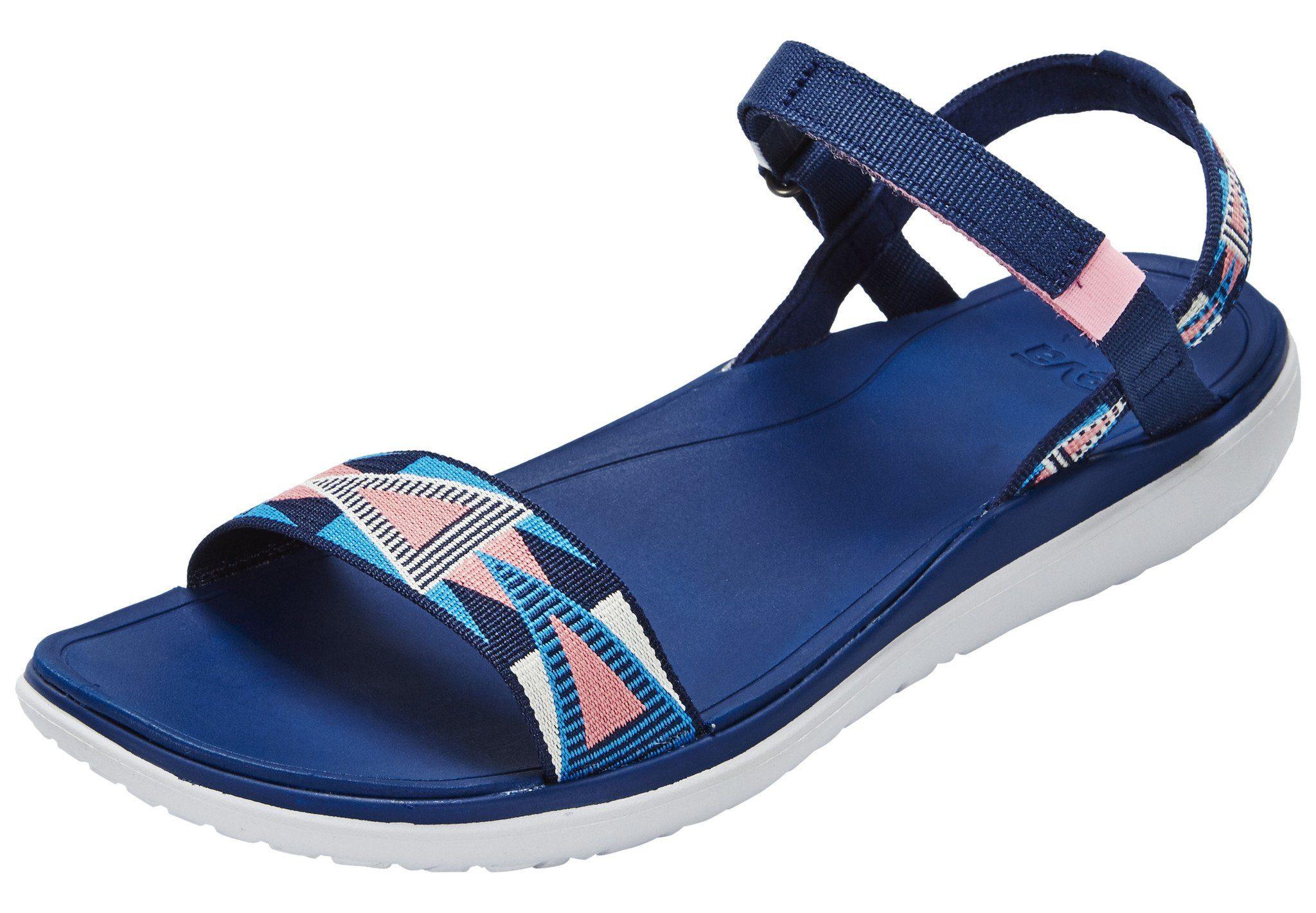 Teva Terra Fi 5 Universal Damenschuhe Sandalen Multicolor