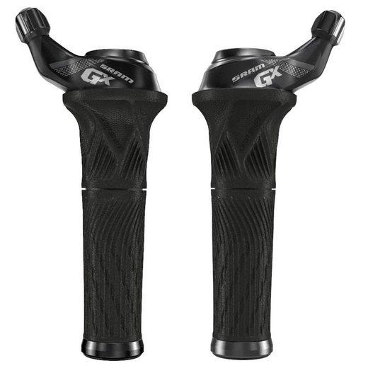 SRAM Schaltung »GX Grip Shift Set 2x11-fach inkl. Lock-On Griffe«