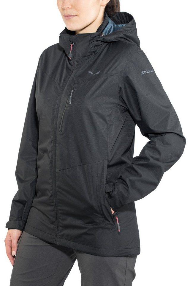 promo code a4873 63b4a Salewa Outdoorjacke »Fanes Clastic PTX 2L Jacket Damen« online kaufen   OTTO