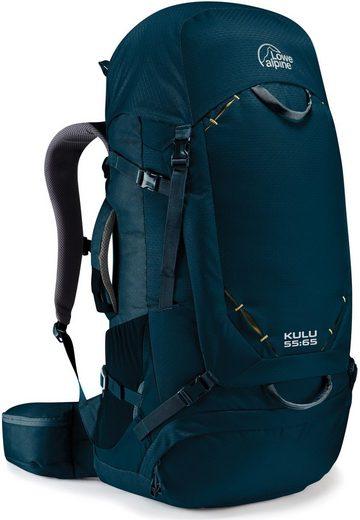 Lowe Alpine Wanderrucksack »Kulu 55:65 Backpack Herren«