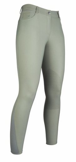 HKM Reiterhose »HKM Reithose -Sunshine- Silikon-Kniebesatz«