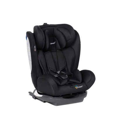 Clamaro Autokindersitz, 8.5 kg, Clamaro 'RiolaPlus4in1' Isofix Autokindersitz Gruppe 0+, I, II und III (0-36 kg), mitwachsender Baby- und Kinderautositz ab 0 Jahre bis 12 Jahre, 6-fach höhenverstellbare Kopfstütze, 3-fach verstellbare Rückenlehne, ECE R44/04 Prüfnorm, 3 verschiedene Farben zur Auswahl