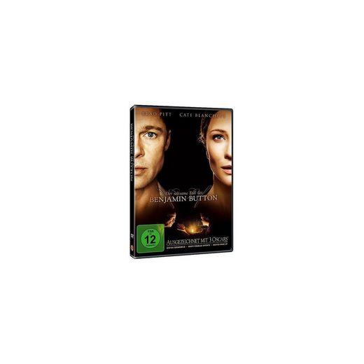 Warner Home Video DVD Der seltsame Fall des Benjamin Button