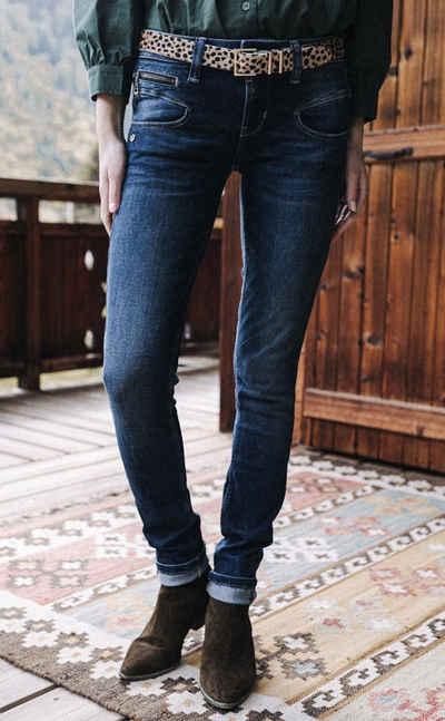 Freeman T. Porter Slim-fit-Jeans »Alexa slim stretch Denim Fransilia«