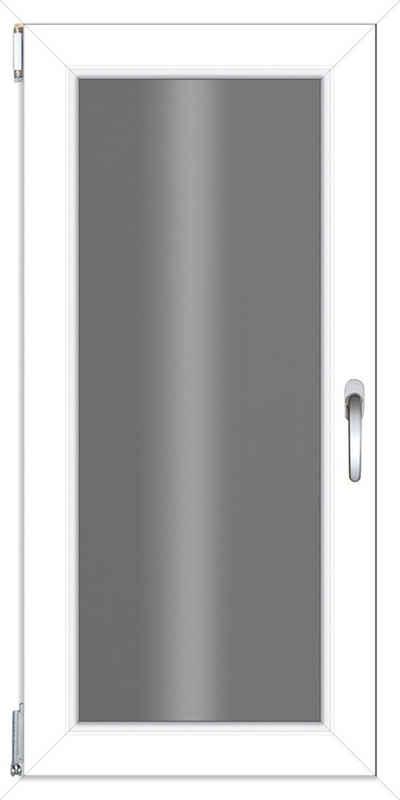 RORO Türen & Fenster Kunststofffenster, BxH: 100x200 cm, ohne Griff