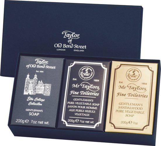 Taylor of Old Bond Street Seifen-Set, 3-tlg.