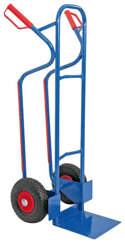 Sackkarre, (1-St), BxTxH 520x550x1200 mm, Tragkraft 250 kg