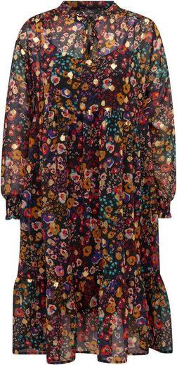 Mavi Hemdblusenkleid mit stylischen Blumenmuster
