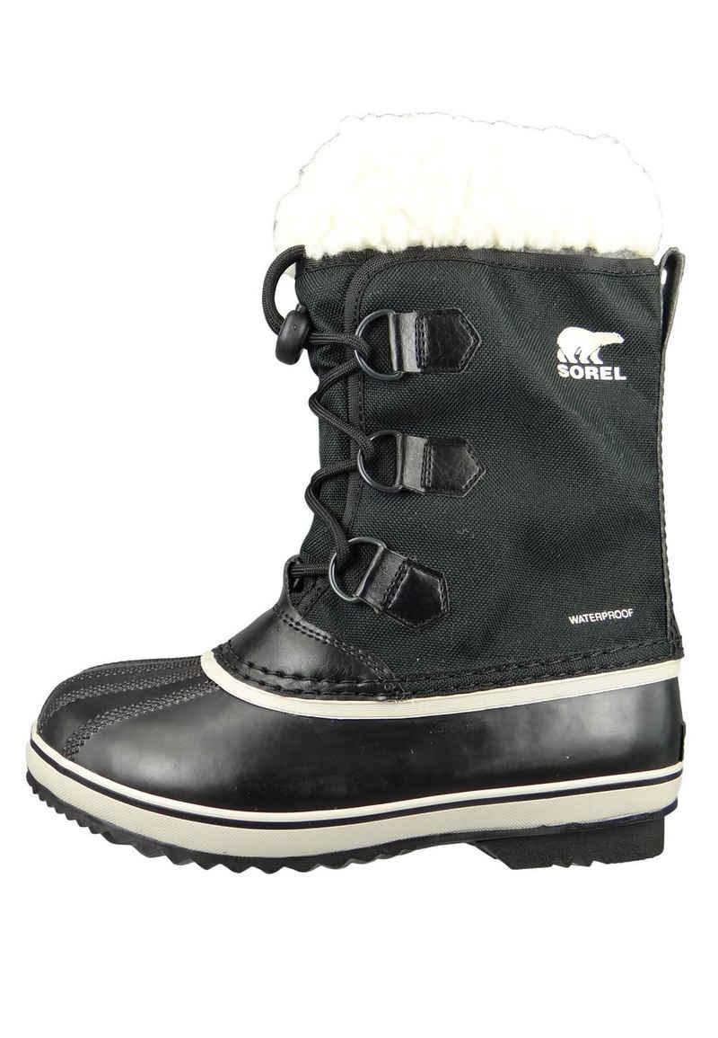 Sorel »NY1962-010 Yoot Pac Nylon Black« Snowboots