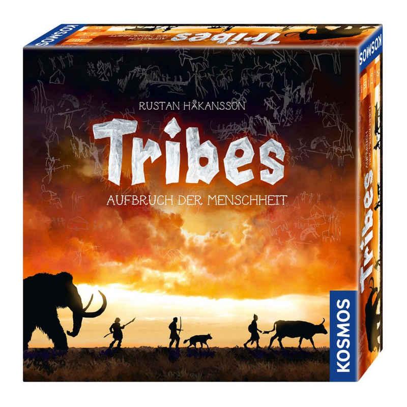 Kosmos Spiel, »Tribes - Aufbruch der Menschheit«