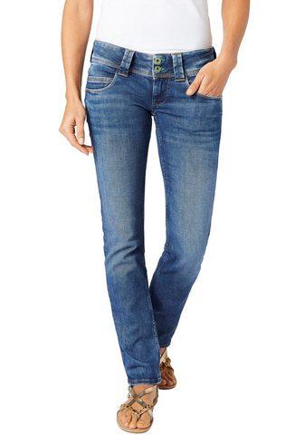 Pepe Jeans Pepe Džinsai Straight-Jeans »VENUS« su...