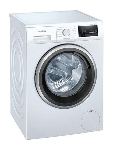 SIEMENS Einbauwaschmaschine WM14UUG0, 9 kg, 1400 U/min