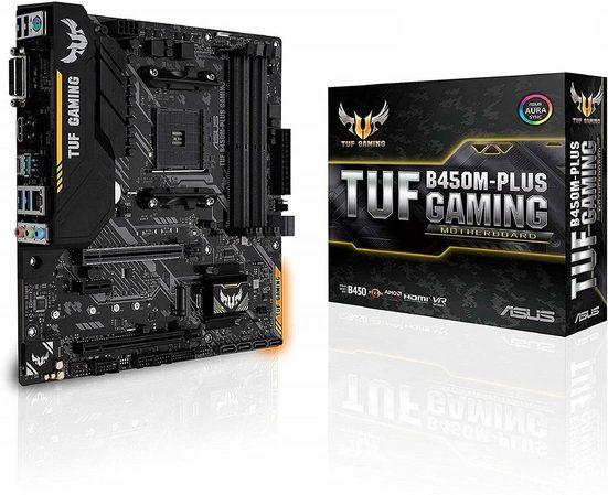 Asus »ASUS TUF B450M-PRO Gaming II (AM4) (D)« Mainboard