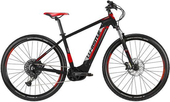 Whistle E-Bike »B-Race S«, 12 Gang SRAM SX Eagle Schaltwerk, Kettenschaltung, Mittelmotor 250 W