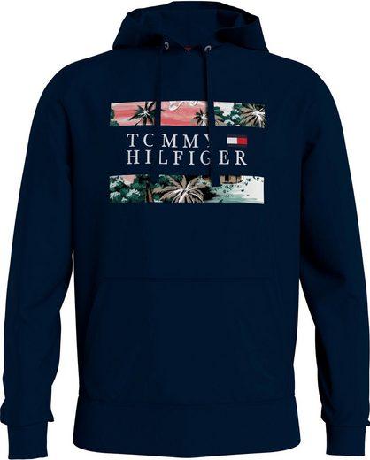 Tommy Hilfiger Kapuzensweatshirt »HAWAIIAN FLAG HOODY«