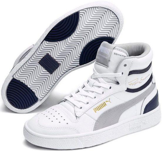 PUMA »Ralph Sampson Mid Jr« Sneaker