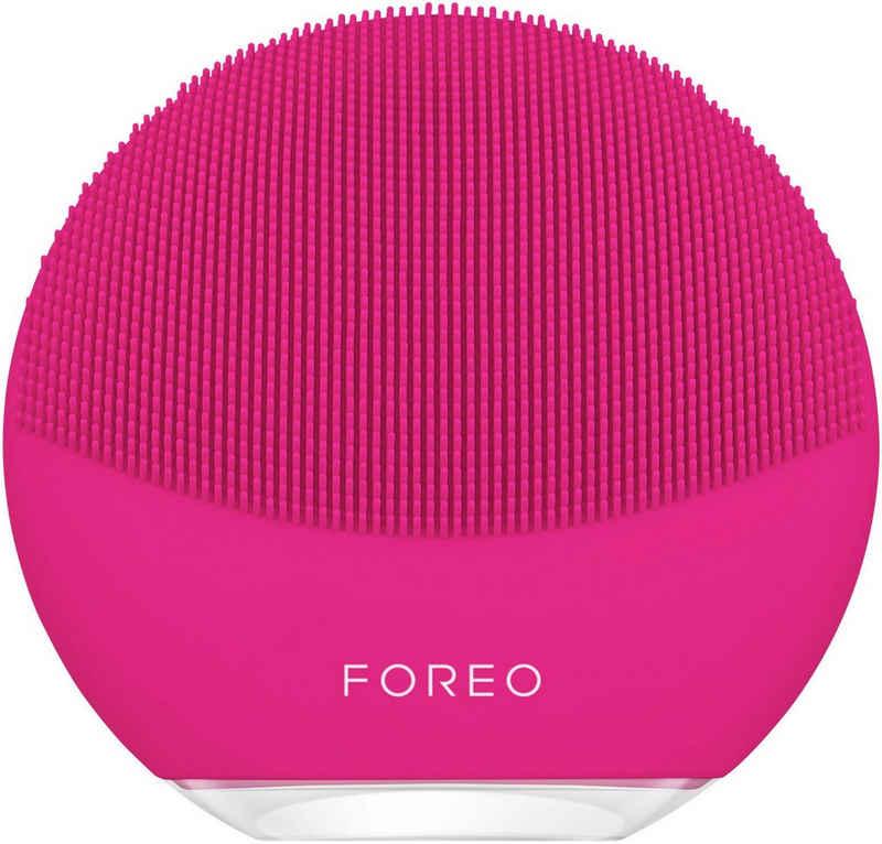 FOREO Elektrische Gesichtsreinigungsbürste »LUNA mini 3«, für alle Hauttypen