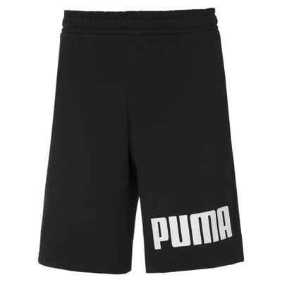 PUMA Jogginghose »Branded Terry Herren Sweatshorts«