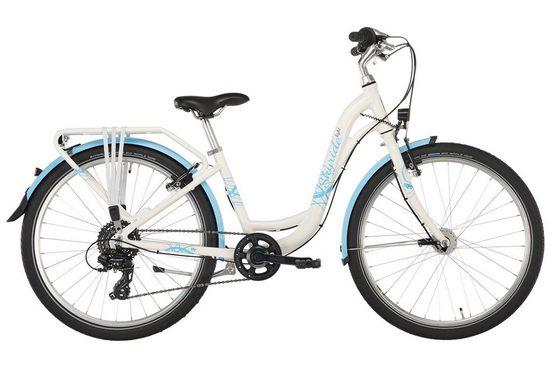 """Puky Kinderrad »Skyride Light 24"""" Fahrrad 8-Gang Mädchen«"""