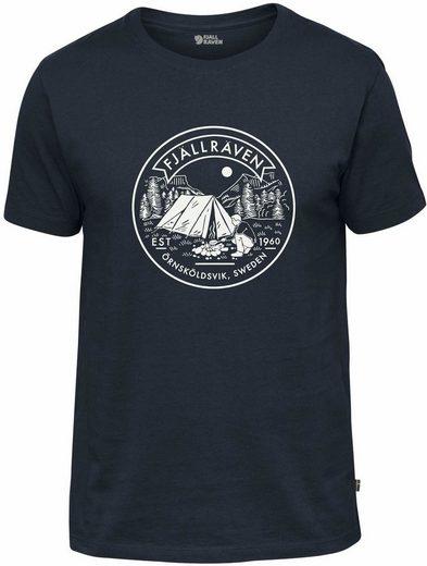 Fjällräven T-Shirt »Lägerplats T-Shirt Herren«