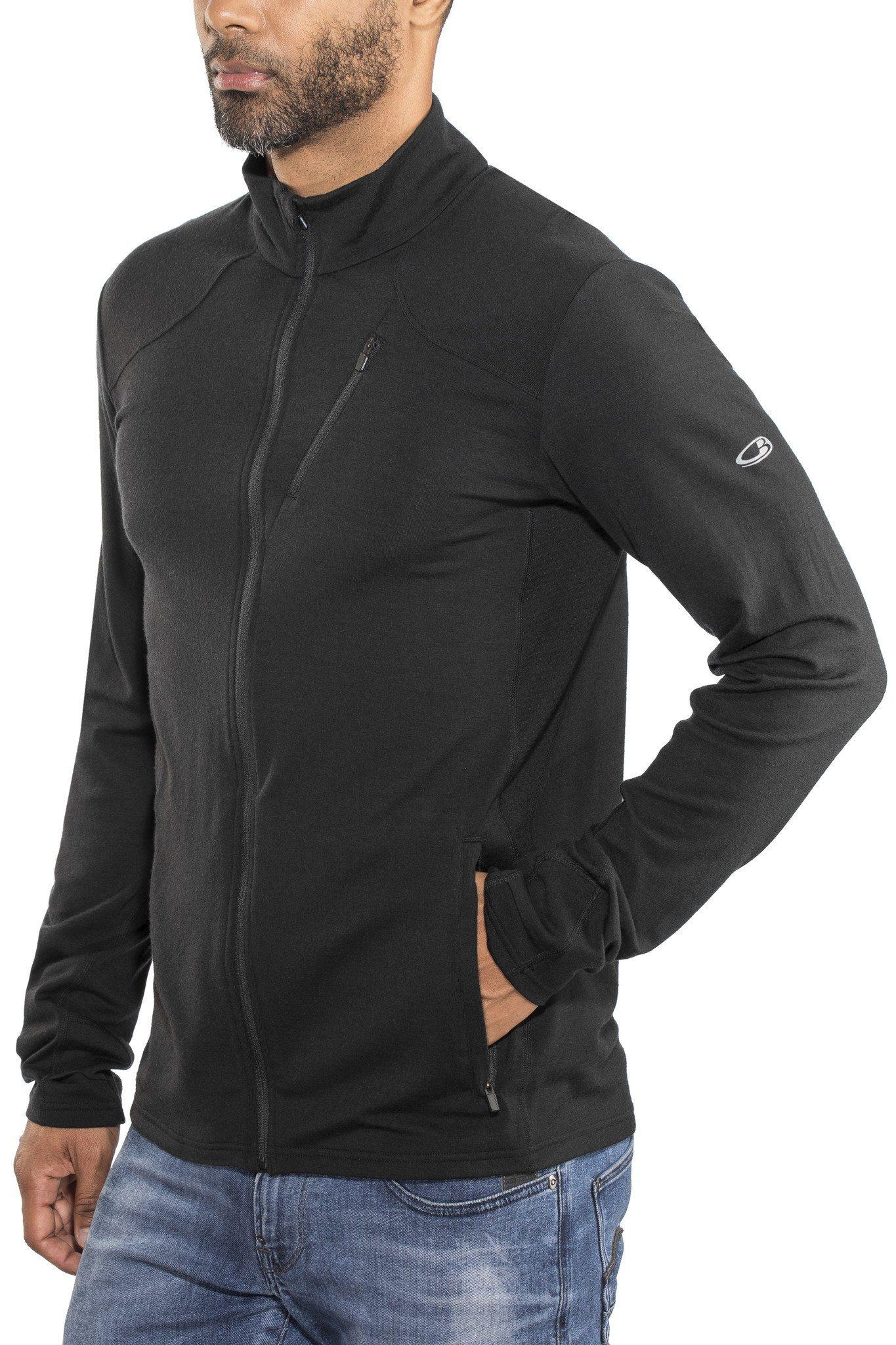 Icebreaker Outdoorjacke »Fluid Zone LS Zip Shirt Men«, Modelljahr 2019 online kaufen | OTTO