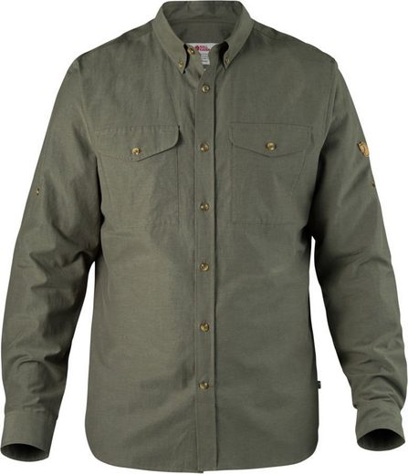 Fjällräven Sweatshirt »Övik Lite Shirt Herren«
