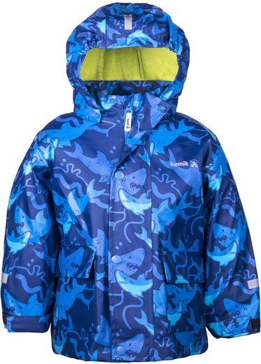 Kamik Outdoorjacke »Shark Jacket Kinder«