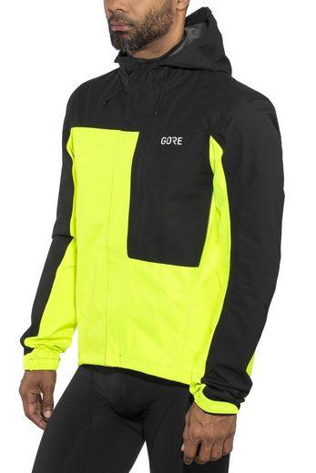 GORE® Wear Regenjacke »C3 Gore-Tex Paclite Hooded Jacket Herren«