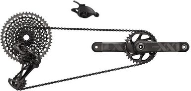 SRAM Komponentengruppen »XX1 Eagle Shifting Groupset 1x12 DUB 34Z. 175mm«