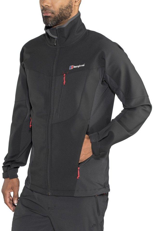 promo code bad41 ae3ee Berghaus Outdoorjacke »Ghlas Softshell Jacket Herren« online kaufen | OTTO
