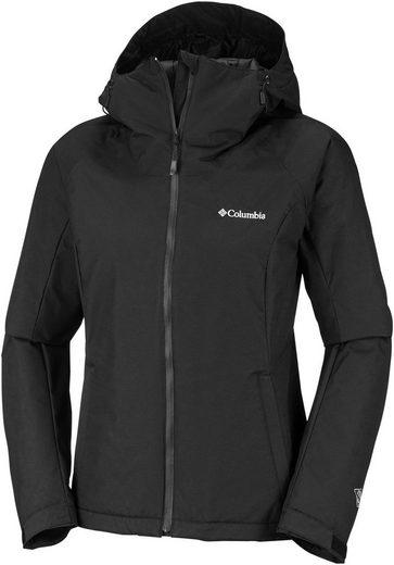 Columbia Outdoorjacke »Mossy Path Jacket Damen«