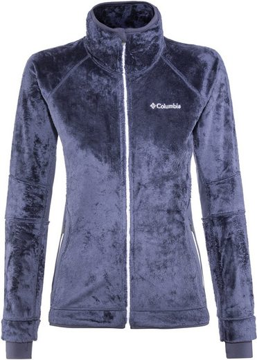 Columbia Outdoorjacke »Pearl Plush II Fleece Jacket Damen«