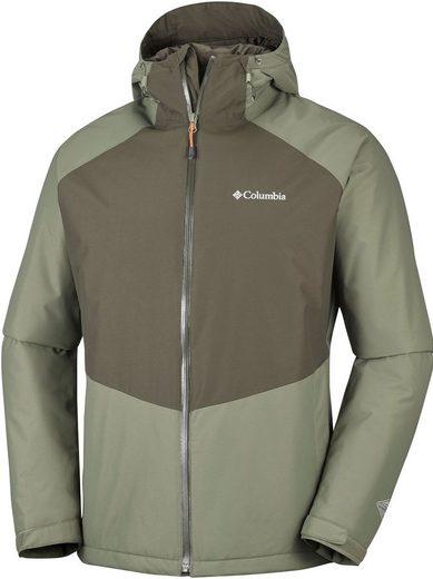 Columbia Outdoorjacke »Mossy Path Jacket Herren«
