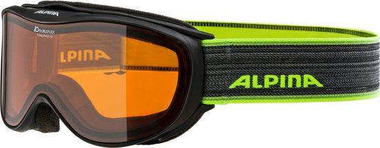 Alpina Sports Sportbrille »Challenge 2.0 Doubleflex S2 Goggles«