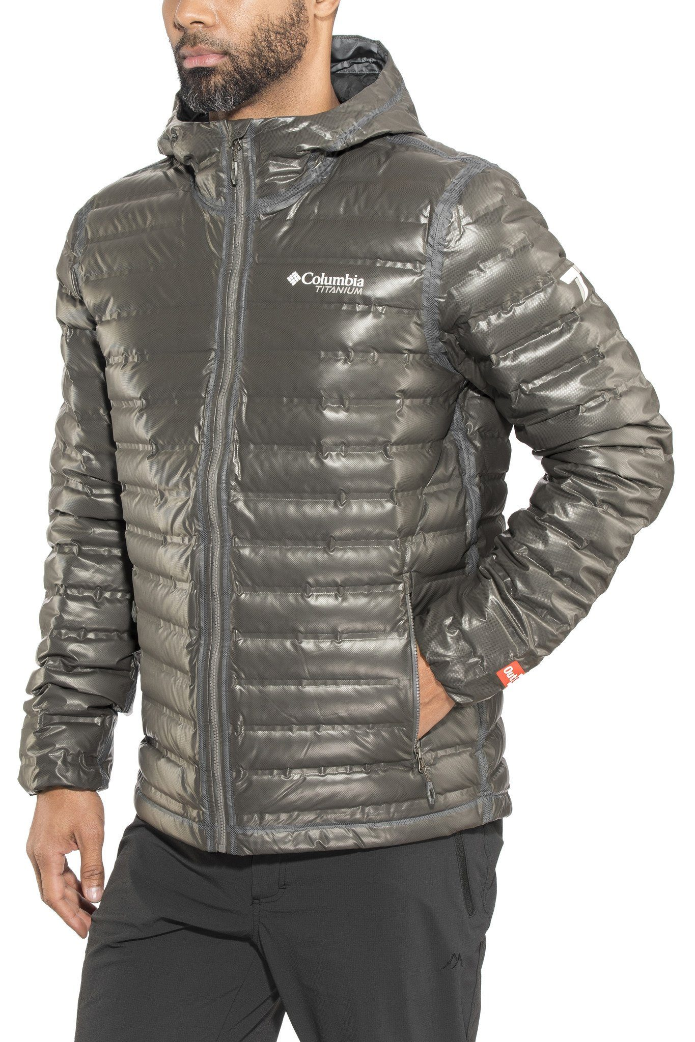 Columbia Outdoorjacke »OutDry EX Gold Down Hooded Jacket Herren« online kaufen | OTTO