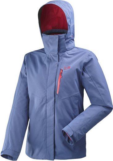 Millet Outdoorjacke »Pobeda II 3in1 Jacket Damen«