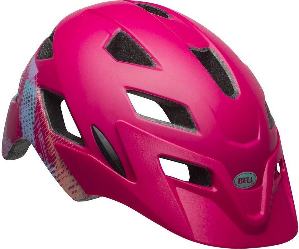 bell fahrradhelm sidetrack helmet kinder online kaufen otto. Black Bedroom Furniture Sets. Home Design Ideas