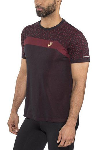 Asics T-Shirt »Seamless SS Texture Shirt Mugen Pack Herren«