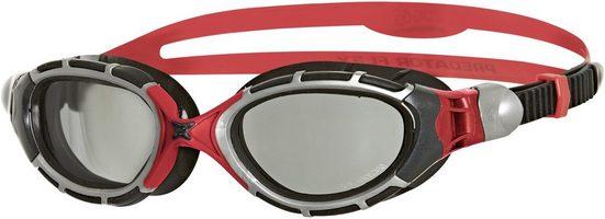 Zoggs Schwimmsportzubehör »Predator Flex Goggles Polarized Reactor«