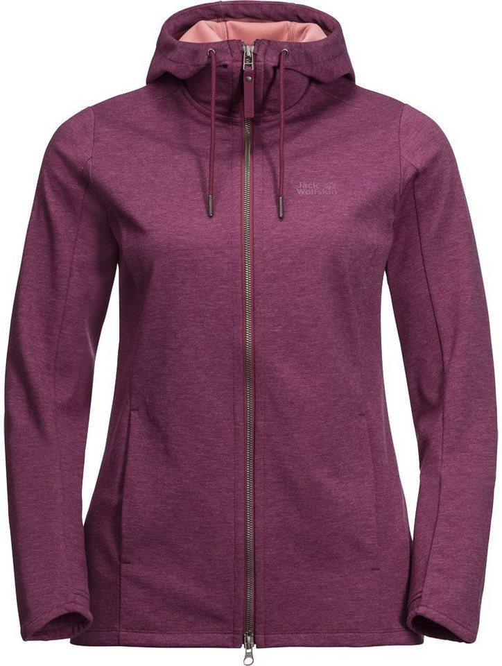 on sale bcb69 2b559 Jack Wolfskin Outdoorjacke »Riverland Hooded Jacket Damen« online kaufen |  OTTO