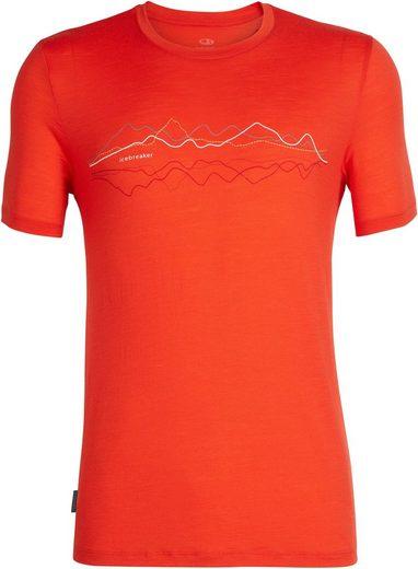 Icebreaker T-Shirt »Tech Lite Original SS Rundhalsshirt Herren«